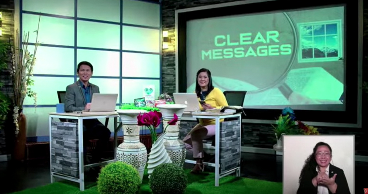 "Clear Messages LIVE | Topic: ""Patiently Waiting"" 