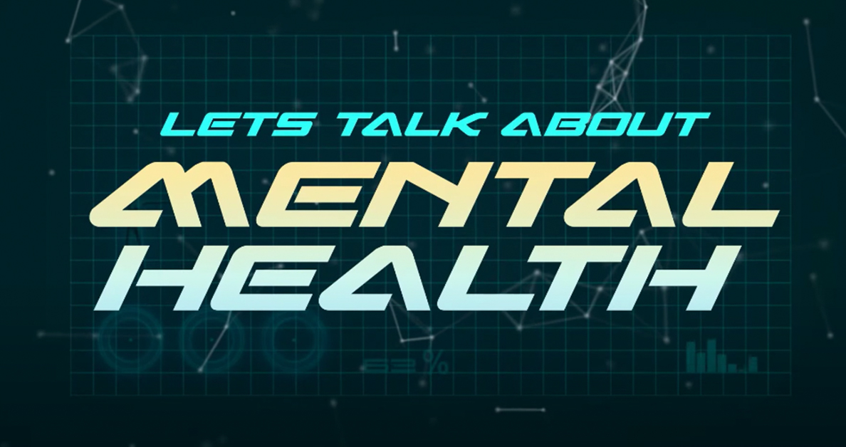 Lets talk about Mental Health