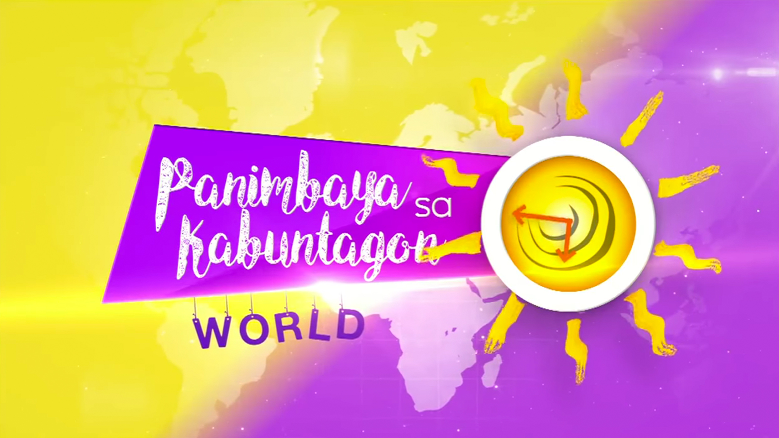 Panimbaya sa Kabuntagon World